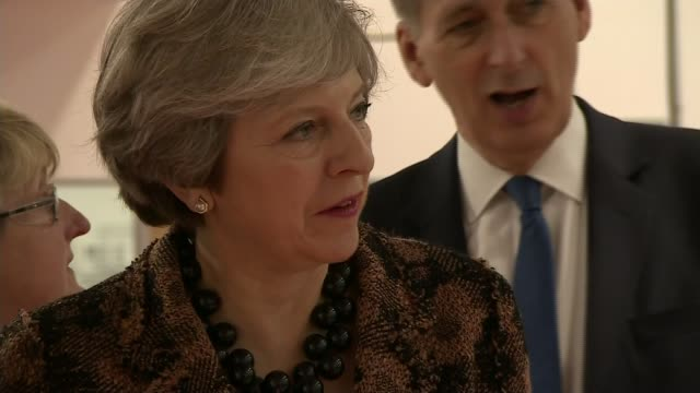 Government 'willing to double Brexit divorce bill offer to 40 billion pounds' ENGLAND West Midlands Prime Minister Theresa May MP and Chancellor...