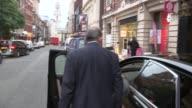 Liam Fox and Boris Johnson reaction ENGLAND London EXT Liam Fox MP along to car car departs / Boris Johnson MP along to car / car departs