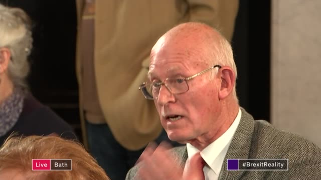 Remain supporters debate whether to fight or accept the referendum decision Stephen Kinnock Hugo Dixon Wera Hobhouse Councillor Anthony Clarke...