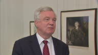 Brexit Secretary David Davis saying the vote from Parliament now 'authorises the government to do what the people told them to do'