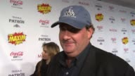Brian Baumgartner on what brings him out the the Maxim Super Bowl party what super power he would most like to have who he thinks is the sexiest...