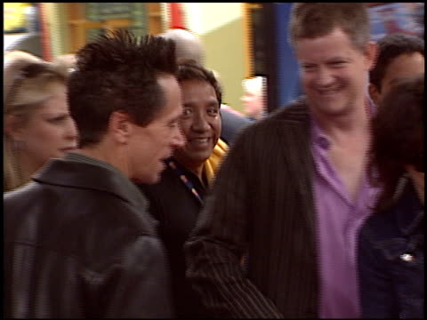 Brian Grazer at the 'Dr Seuss' The Cat in the Hat' Premiere at Universal in Universal City California on November 8 2003