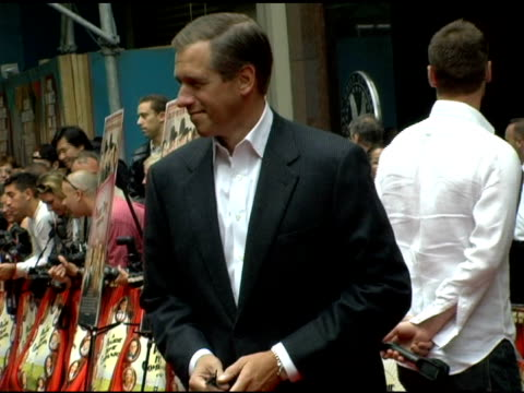 Brian Williams at the 'A Prairie Home Companion' New York Premiere at the DGA Theater in New York New York on June 4 2006