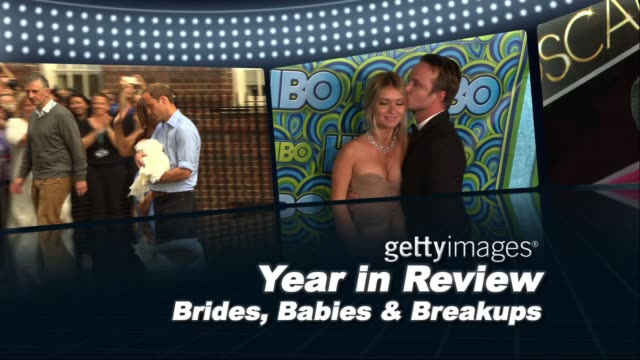 Brides Babies and Breakups Year in Review UK VOICED/MUSIC Kelly Clarkson Kerry Washington Kristin Cavallari Keira Knightley Zoe Saldana Christina...