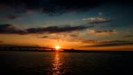 Bridge at Sunset - HD