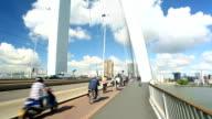 Bridge in Rotterdam