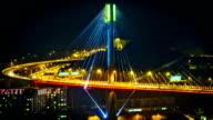 Bridge over city