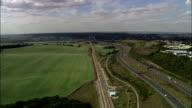 Brücke über den Fluss Medway in Rochester Luftaufnahme-England, Kent, Vereinigtes Königreich