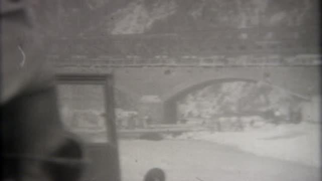 Bridge World War II 1945
