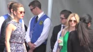 Brie Larson at the 2016 Film Independent Spirit Awards in Santa Monica at Celebrity Sightings in Los Angeles on February 27 2016 in Los Angeles...