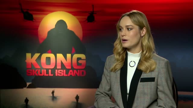 Skull Island the timely messages that the movie sends and working on location in Vietnam and Australia