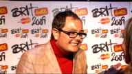 interviews Alan Carr interview SOT on coming dressed as a Geography teacher on getting drunk at the Brits promising to be sober this time promises to...