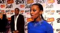 interviews Alexandra Burke Gvs Alexandra Burke interview SOT has been to the Brits before with Joss Stone no misbehaving from her because she's got...