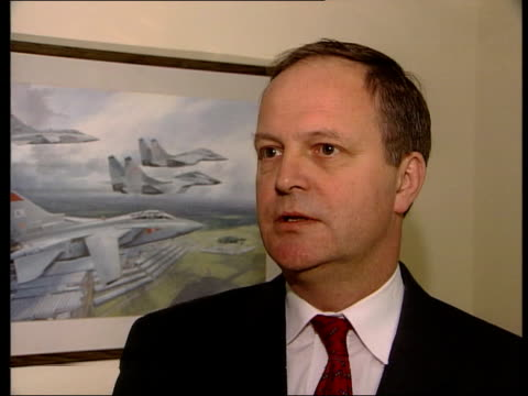 Britain to develop new fighter jet ITN London Ministry of Defence Keith Hayward interviewed SOT Over 70 UK companies already participating in...