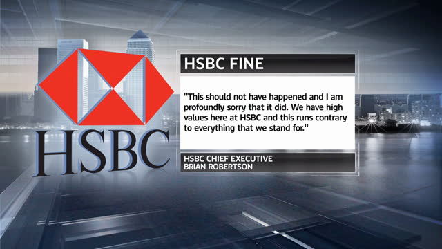 Britain's biggest bank HSBC has received a record fine after savings products were missold to thousands of elderly people In a number of cases the...