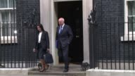 Britain's newly elected government held its first cabinet meeting on Tuesday following an election that gave the Conservative party its first...