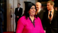 British Academy Film and Television Awards Red carpet arrivals and photocalls Film Director Gurinder Chadha