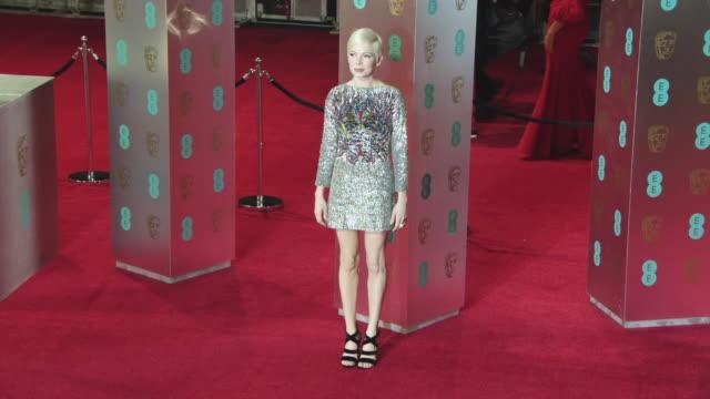 British Academy Film Awards at Royal Albert Hall on February 12 2017 in London England