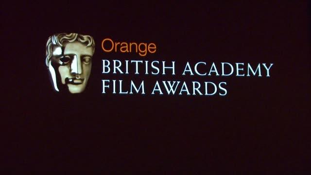 British Academy Film Awards at the 2010 Orange BAFTA Nominations at London England