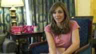 British actress Elizabeth Hurley will appear at at the Opera Garnier in Paris Wednesday night to celebrate the 20th anniversary of the pink ribbon...