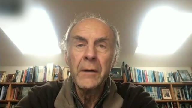 British explorer missing in jungles of Papua New Guinea ENGLAND INT Sir Ranulph Fiennes interview via the internet SOT