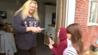 British Gas raises electricity prices by 125 percent Georgina Arapi setup taking ice lollies from her kitchen freezer and giving them to children and...