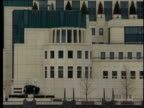 British intelligence report LIB MI6 building PULL OUT