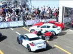 British motor racing fans have been coming to Le Mans in northwest France since the first ever 24 hour motoring endurance race was held there in 1923...