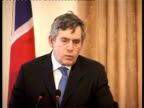 British Prime Minister Gordon Brown announced a new strategy to tackle a 'crucible of terrorism' on the border of Afghanistan and Pakistan Kabul...