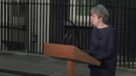 British Prime Minister Theresa May calls for an early general election on June 8 in a surprise announcement as Britain prepares for delicate...
