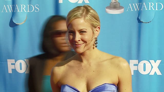 Brittany Daniel at the 38th NAACP Image Awards at the Shrine Auditorium in Los Angeles California on March 2 2007