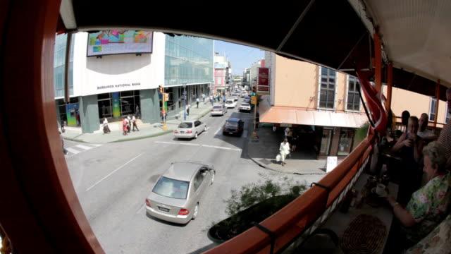 WS HA FISH EYE Broad Street in Bridgetown / St Michael, Barbados