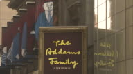 Broadway musical The Addams Family