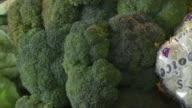 Broccoli At Farmers Market on February 28 2012 in Dallas Texas