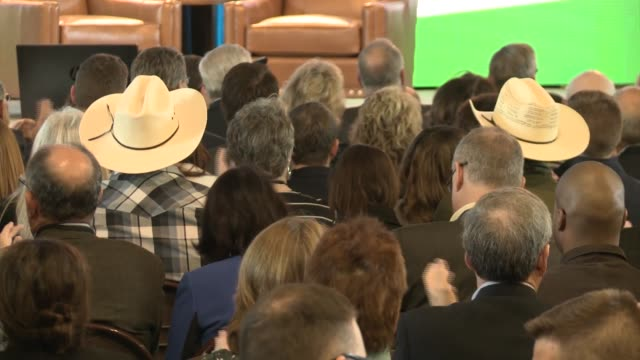 Broll of Iowa Agriculture Summit