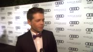 Bronson Green on the event at the Audi And Martin Katz Celebrate The 2012 Golden Globe Awards in West Hollywood CA
