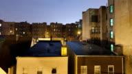 Bronx at night