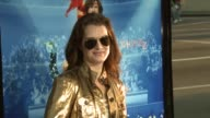 Brooke Shields at the 'Blades of Glory' Premiere at Grauman's Chinese Theatre in Hollywood California on March 28 2007