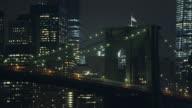 Brooklyn Bridge - establishing shot