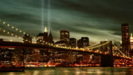 Brooklyn Bridge Time Lapse