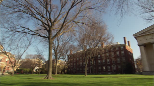 ATMOSPHERE Brown University BRoll and stadium