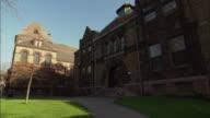 ATMOSPHERE Brown University BRoll and stadium