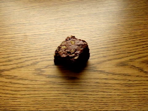 Brownie being Smashed by Fist