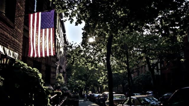 Brownstones,NYC
