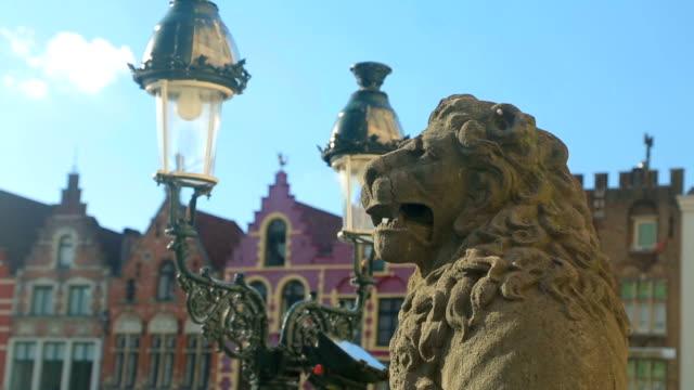 Bruges belgium architecture and nature  landmark
