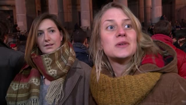 34 dead after attack on Brussels Airport and Metro BELGIUM Brussels Women embracing at candlelit vigil for victims of Brussels terrorist attacks...