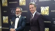 Bryan Cranston and Colin Gibson at Art Directors Guild 20th Annual Excellence In Production Design Awards at The Beverly Hilton Hotel on January 31...