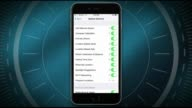 Bryan Seymour reporting on mobile phone tracking and privacy APPS ANIMATION / CLOSE UP SMARTPHONE APPS LISTINGS / IV SEAMUS BYRNE CNET Editor 'In a...
