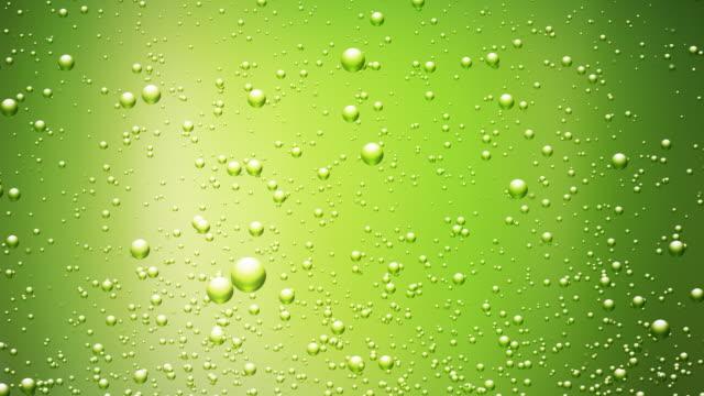 Bubble Liquid Green