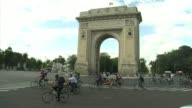 Bucharest is one of Europe most polluted capitals with some 12 million cars clogging the streets VOICED Cycling back in Vogue in Romania on October...